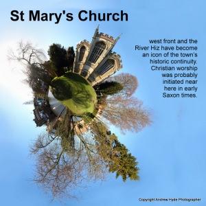 St Mary's February
