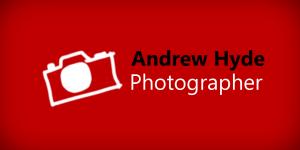 Andrew Hyde Photographer Logo