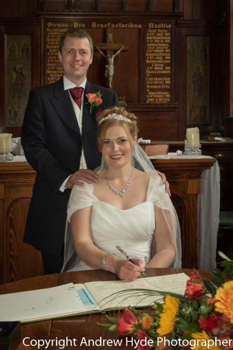 Guido and Sarah's Wedding –Update